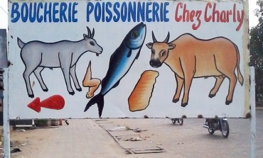 "Boucherie Poissonnerie "" Chez Charly """