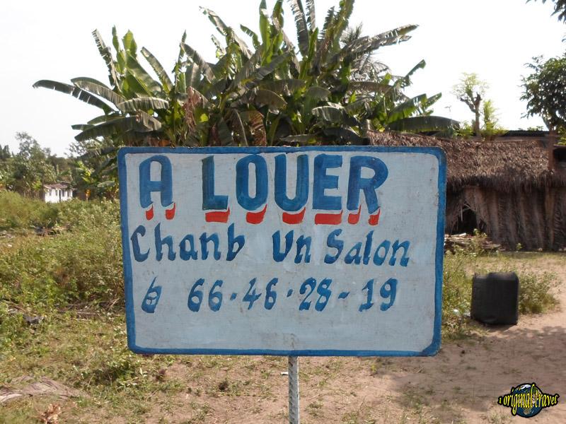 A louer - Chanb un Salon - Porto Novo - bénin