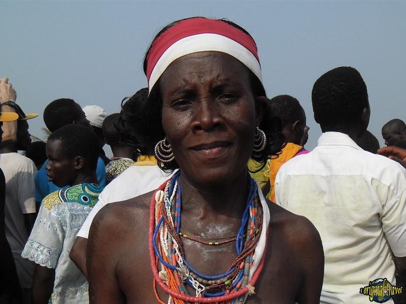 Fête du Vaudou - 10 janvier - Grand Popo - Bénin