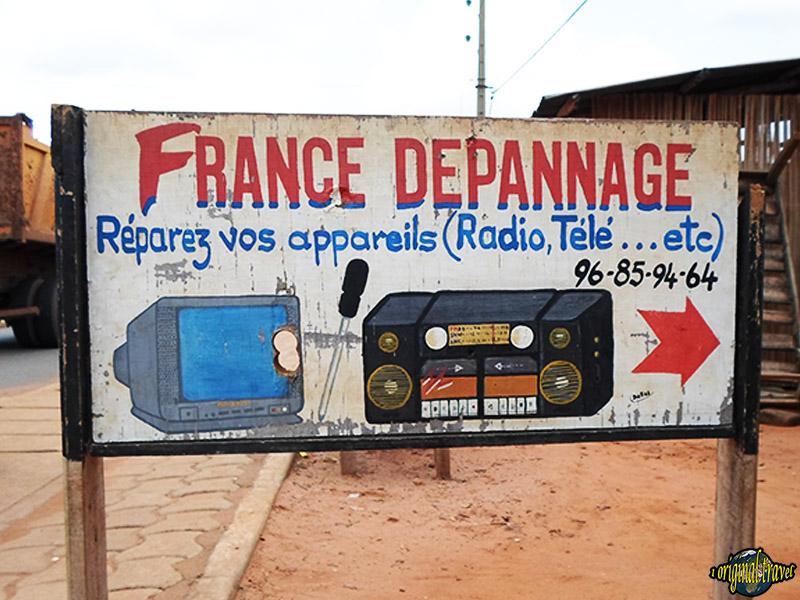France Depannage - Réparez vos appareils radio, télé - Godomey - Bénin