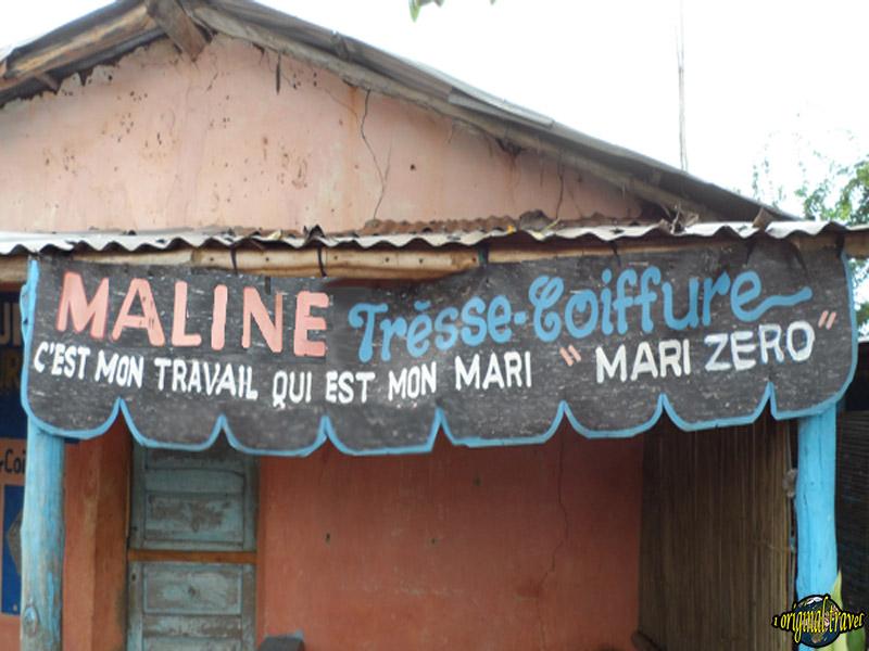 Coiffure maline - Tresse Coiffure - mari Zéro - Allada - Bénin .... www.oneoriginaltravelguide.com