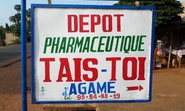 Pharmacie Tais Toi - Bénin