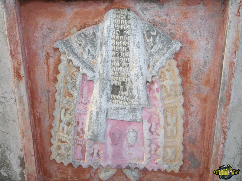 Iconographie murale Traditionnelle - Grand Popo - bénin