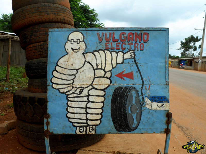 Vulcanisateur - Vulcano Electro Ouidah - Bénin