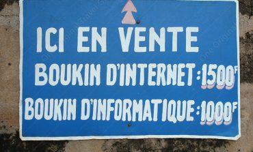 Vente Boukin Internet - Comé