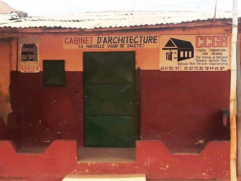 Cabinet d'Architecture - La Nouvelle Vision de Sakete - Sakete - Bénin