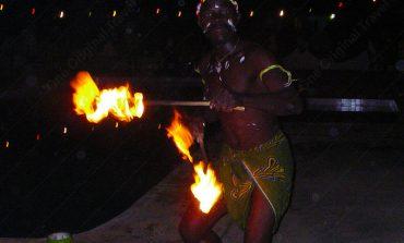 Danseur Traditionnel - Grand-Popo