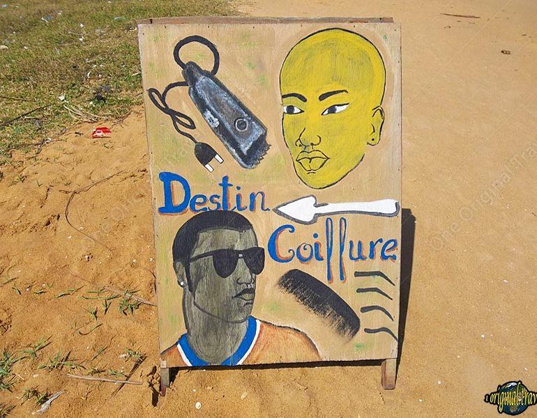 Destin Coiffure – Agla – Cotonou