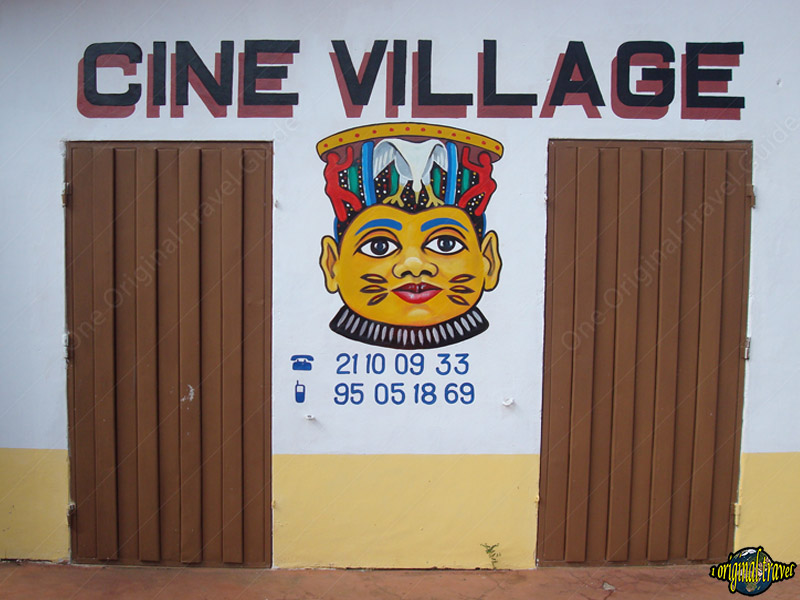 Ciné Village - Ouidah - Bénin - One Original Travel Guide