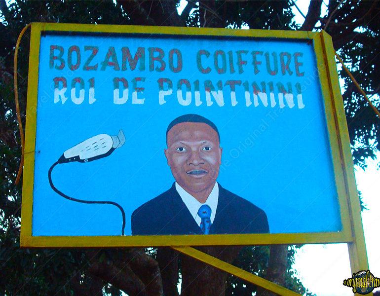 Coiffure Bozambo – Abomey – Bénin