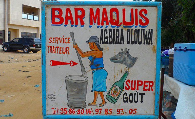 Bar maquis Agbara Olouwa - Godomey