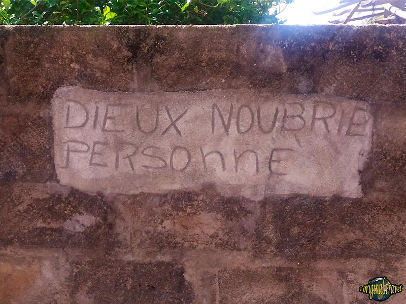 Dieux Noubrie Personne - Hévé - Grand Popo - Bénin