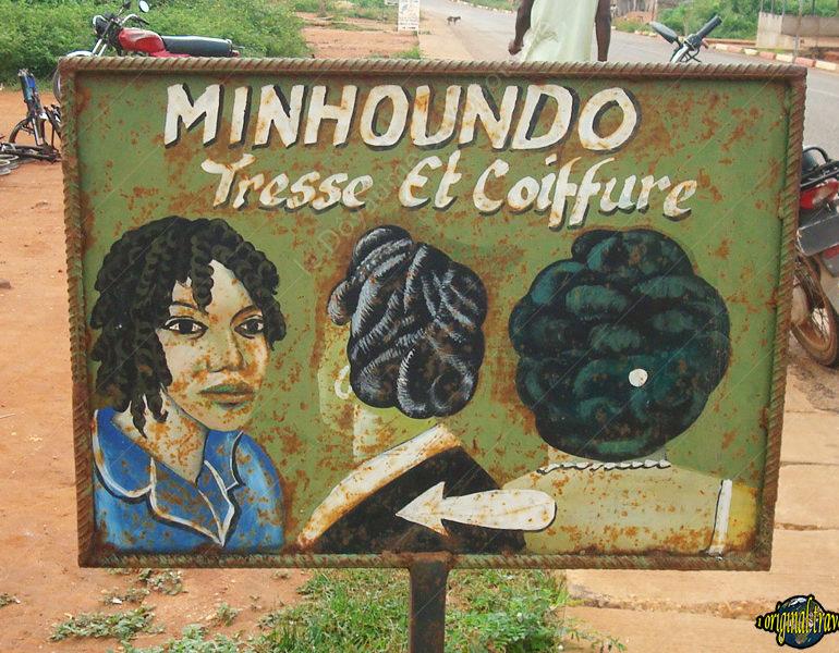 Coiffure Minhoundo – Akodeha