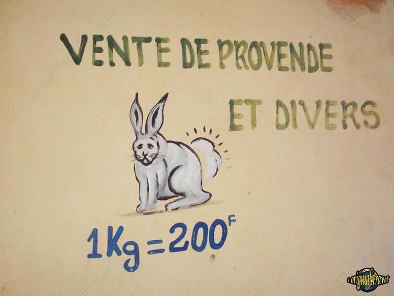 Vente de Provende et divers - Godomey - Cotonou - Bénin