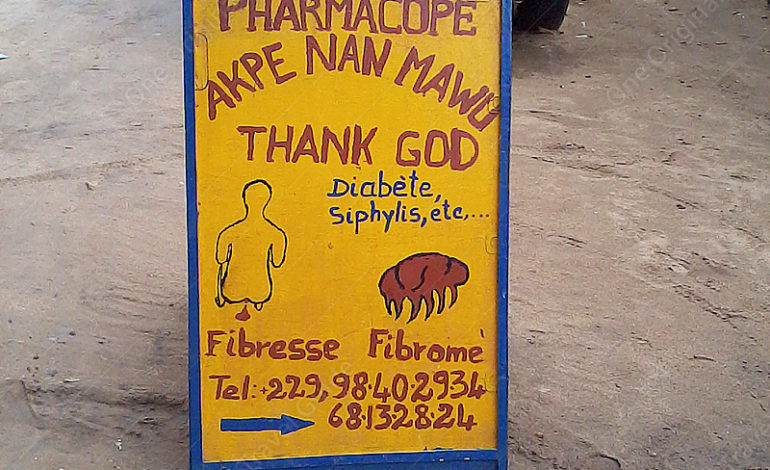 Pharmacope » Thank God «
