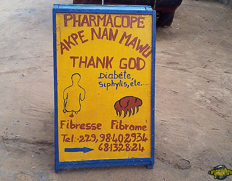 Pharmacope  » Thank God «