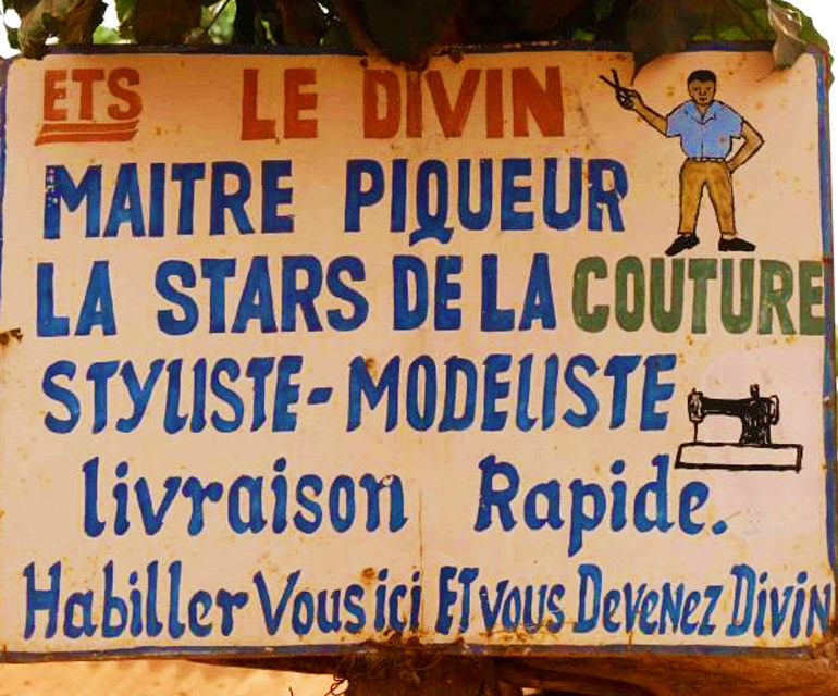 De Renaud B. : Couturier Maître Piqueur «Le Divin»