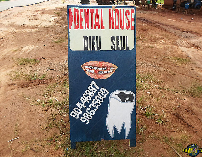 Dentiste « Dental House – Dieu Seul »