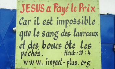 """Eglise """"Jésus a Payé le Prix"""""""
