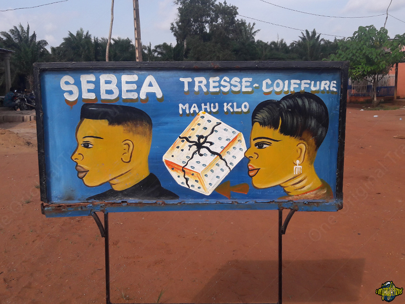 Sebea Tresse - Coiffure Mahu Klo - Cotonou - Bénin