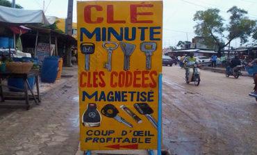 """Clé Minute """" Coup d'œil Profitable """""""