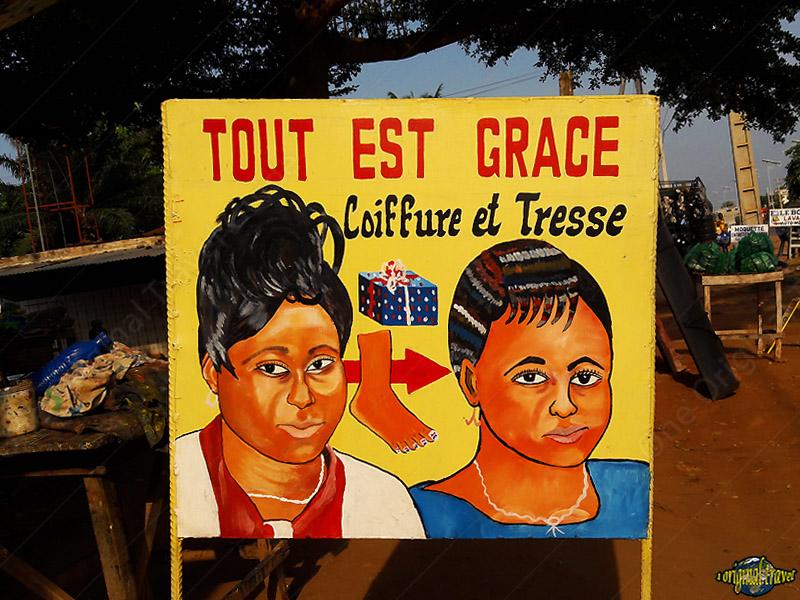 Coiffure et tresses - Tout est Grace - Cotonou - Bénin