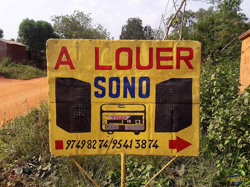 A louer Sono - Kpomassé- Bénin - One Original Travel Guide