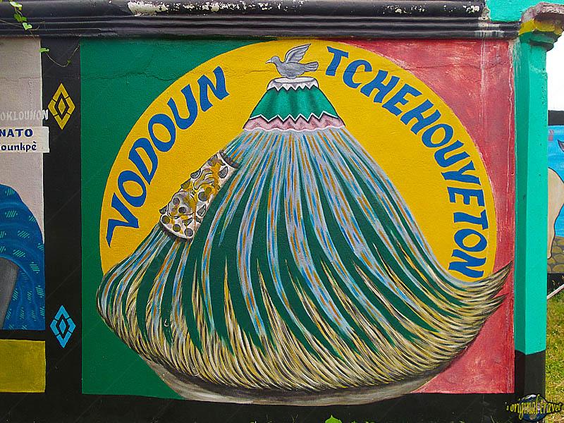 Vodoun Tchehouyeton- Bopa - Bénin - One Original Travel Guide