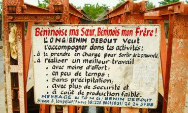 "L'ONG "" Bénin Debout "" veut t'accompagner ... Porto Novo"