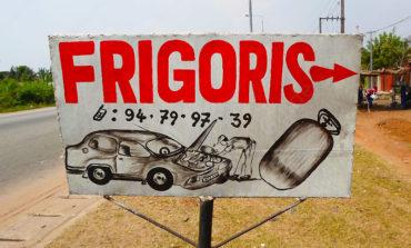 "Frigoriste Voiture "" chez Frigoris "" - Porto - Novo"