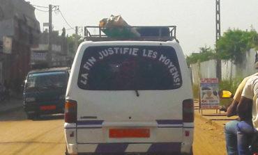 """Taxi """" La Fin Justifie les Moyens ! """""""