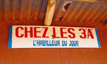 """L'Habilleur du Jour """" - Couturier Les 3 """" A """""""