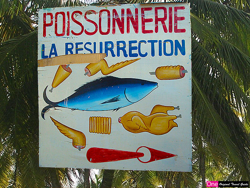 Poissonnerie